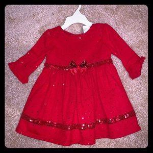 Toddler 18 month Christmas Dress